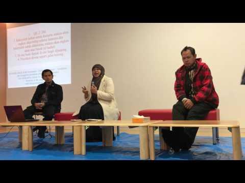 Sharing and Motivation Session PPI Ishikawa Tanggal 26 November 2016