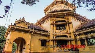 A walk through the colonial gems of Hanoi's French Quarter