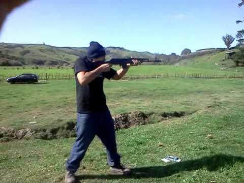 maori boy shooting ak-47 donald