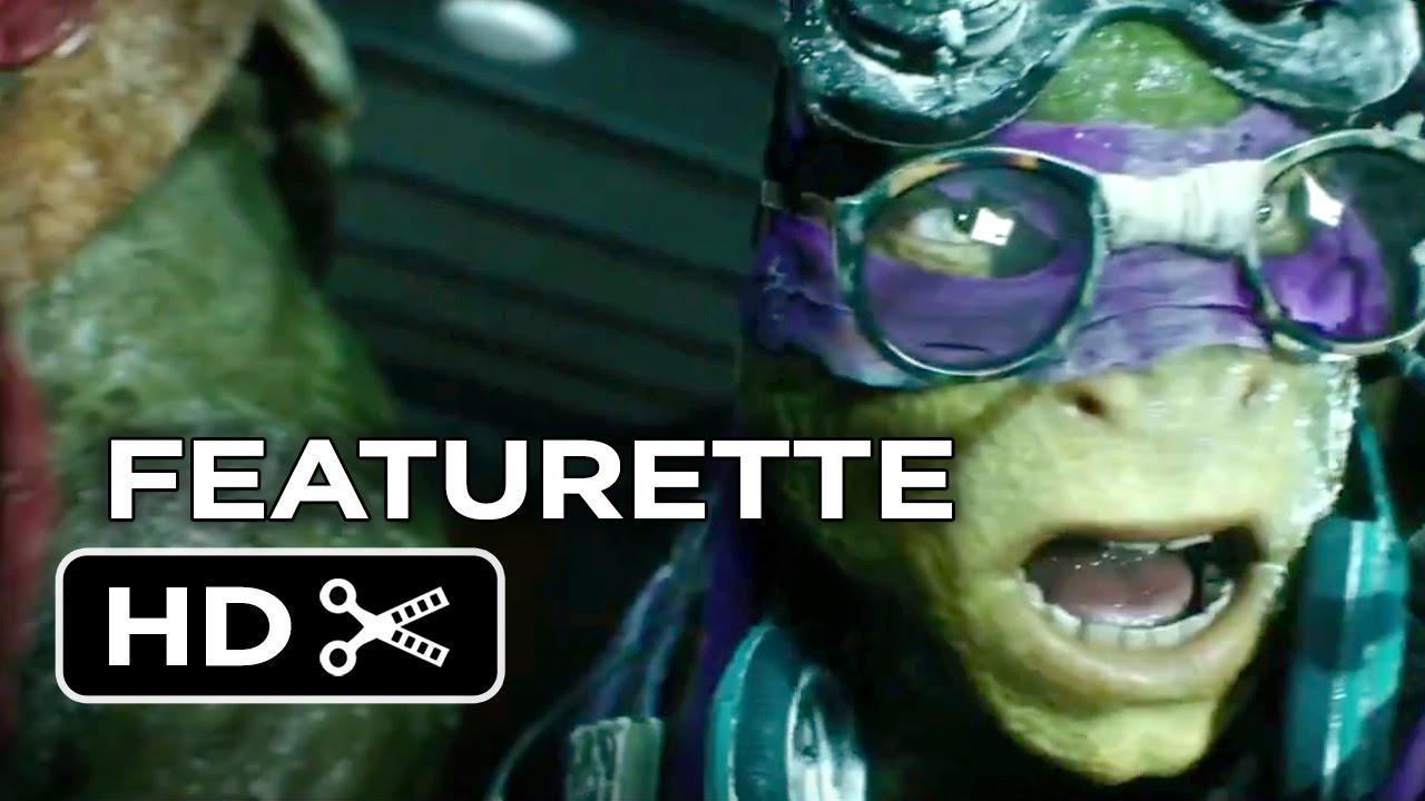 2014 *** Film DON DONATELLO *** Teenage Mutant Ninja Turtles TMNT