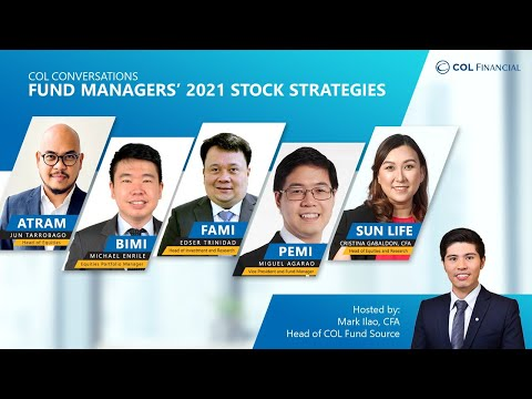 Fund Managers' 2021 Stock Strategies