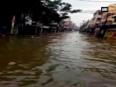 Watch: Incessant rains cause flooding, several areas inundated - ANI News