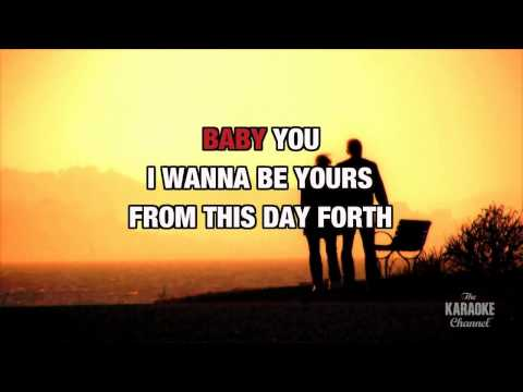 You in the style of Jesse Powell | Karaoke with Lyrics