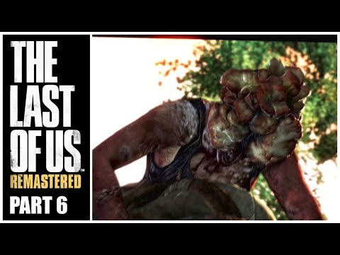 """Let's Play The Last Of Us Remastered   Survivor   #6: """"Highschool Disaster"""""""