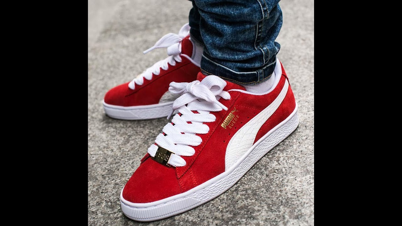 the best attitude 146b2 cc04a Unboxing Review sneakers PUMA Suede Classic BBoy Fabulous 36536202