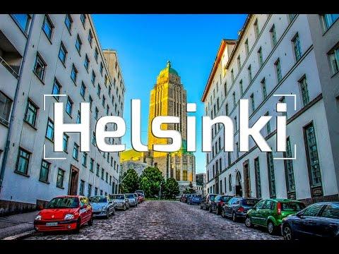 HELSINKI - FINLAND'S CAPITAL OF STYLE