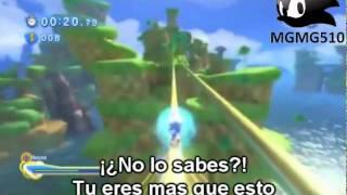 Sonic Generations - Tenderoni - Sub Español