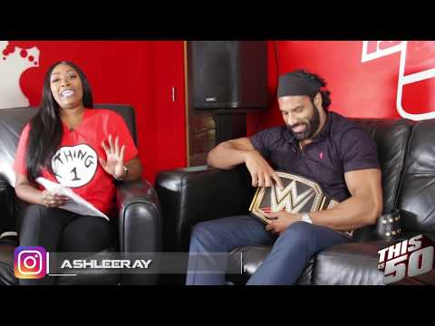 WWE Champion Jinder Mahal, Talks Being First Indian World Champion + Top 5 Wrestlers of All Time