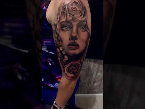Carlos Art - Carlos Art Tattoo (Tenerife)