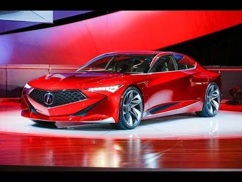 2018 Acura Precision Concept First Look Review Youtube