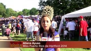 Aliana Ayuso - Miss Puerto Rico de Hartford 2014