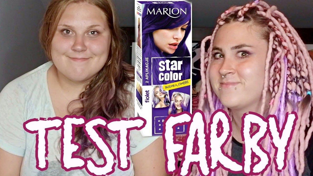 TEST MARION STAR COLOR...