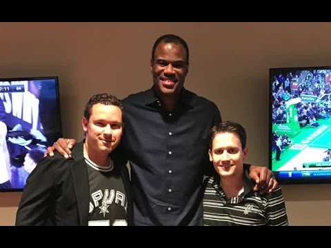 NBA Basketball Legend David Robinson's Tips For Success