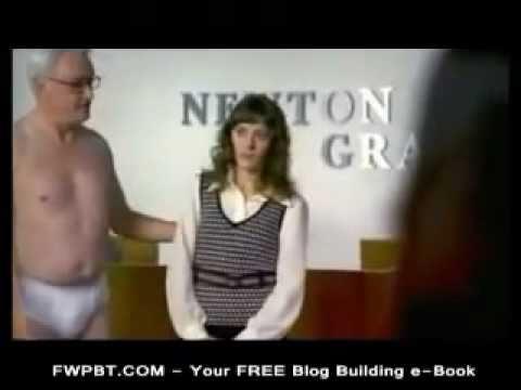 The Naked Girl Commercial - YouTube