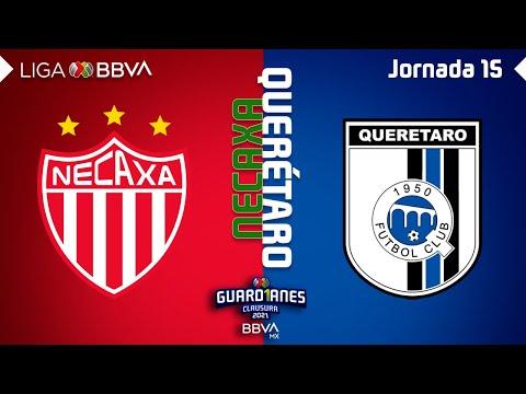 Necaxa G.B. Queretaro Goals And Highlights
