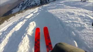 Фрирайд в Шерегеше - SNOWHUNTER (видеообзор от 03.02.2017)