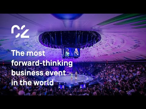 C2 Montréal | The Most Forward-thinking Conference In The World