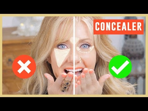 CONCEALER | Makeup Tutorial For Mature Skin thumbnail