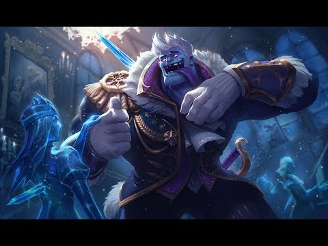 Frozen prince Mundo - Is it worth your RP?