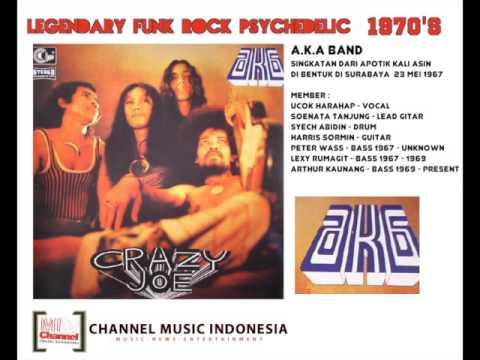 A.K.A Band Papan Atas Indonesia Di Tahun '70 An