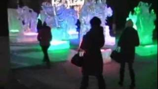 Малый ледовый городок в Харбине(, 2012-01-22T15:44:01.000Z)