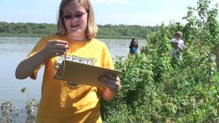 place based science inquiry approach wapello middle school iowa dnr