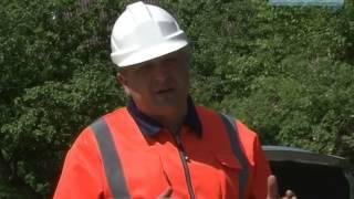 На 2-и поселке устанавливают счетчики электричества на опорах столбов(, 2014-06-07T18:00:57.000Z)