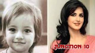 KATRINA KAIF UNSEEN CHILDHOOD PICTURES BACK IN THE DAYS