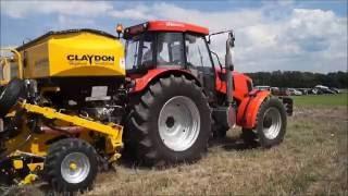 Maszyny uprawowe w akcji! Agro-Tech, Minikowo 2016