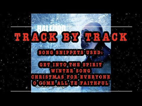 Track By Track: Halford III: Winter Songs