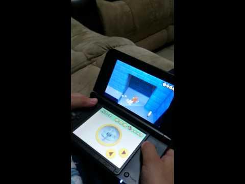 Truco para avanzar en Súper Mario 3D Land por LeoM