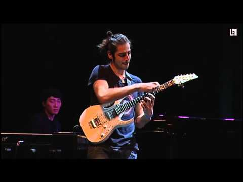 Berklee college of music guitar night -Emiliano Santoro-