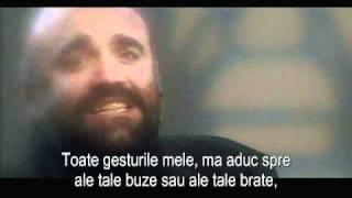 Demis Roussos - Quand je t'aime (subtitrat romana) thumbnail