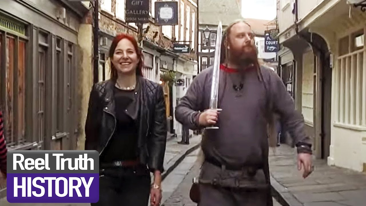 Britain's Most Historic Towns   Viking York   S01 E02   Reel Truth History Documentaries