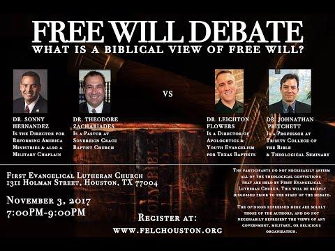 Free-Will Debate: Hernandez & Zachariades vs. Flowers & Pritchett