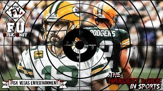 Aaron Rodgers is overrated he barley top 20 all time! No more passes