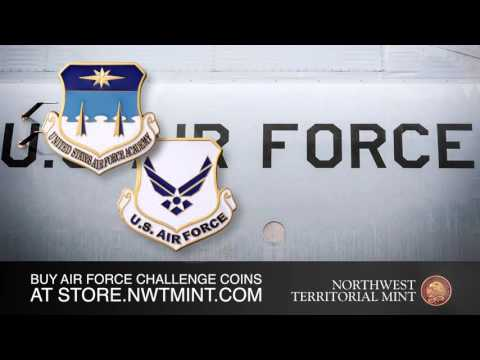 Northwest Territorial Mint Air Force Challenge