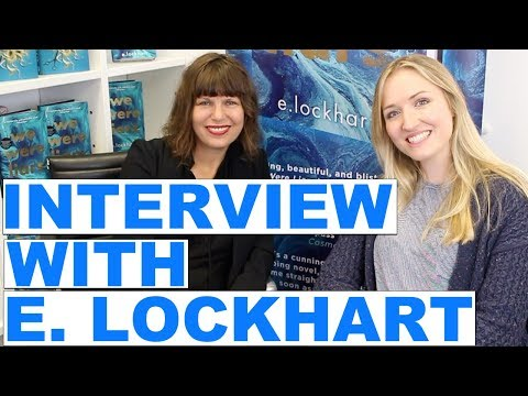 Interview with E. Lockhart | We Were Liars & Genuine Fraud