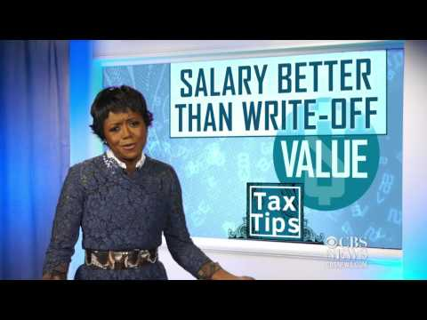 Tax tips: What you can and cant write off