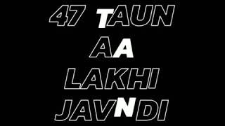 Jail Mankirt Aulakh Whatsapp Punjabi Status latest punjabi song