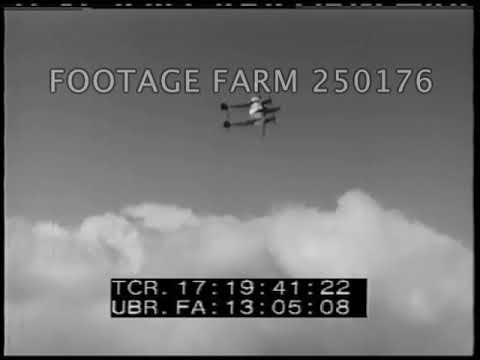 P-38 vs Japanese Zero - 250176-11 | Footage Farm Ltd