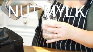 How to make ANY NUT MYLK at home! Chef Mary G