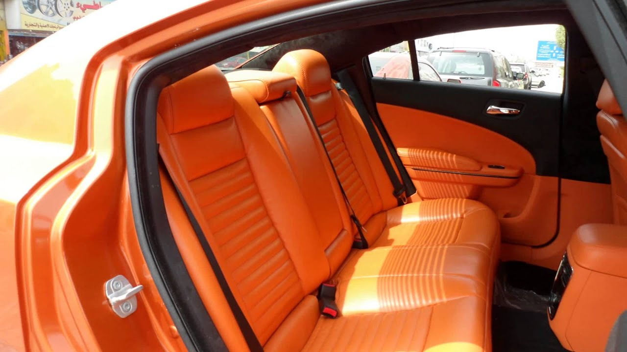Dodge Charger 2012 Custom Interior Youtube