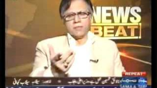 Hassan Nisar: Pak Leaders Hypocrisy vs Security