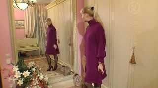 117 - Ольга Никишичева. Трикотажное платье