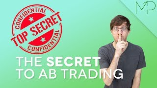 The SECRET to AB Trading 🕵