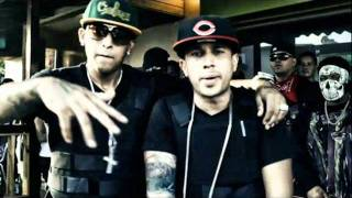 Deuces (Official Spanish Version) @ De La Ghetto Ft Ñengo Flow