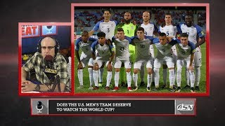 Has The U.S. Men's Soccer Team Earned The Right To Watch The World Cup?
