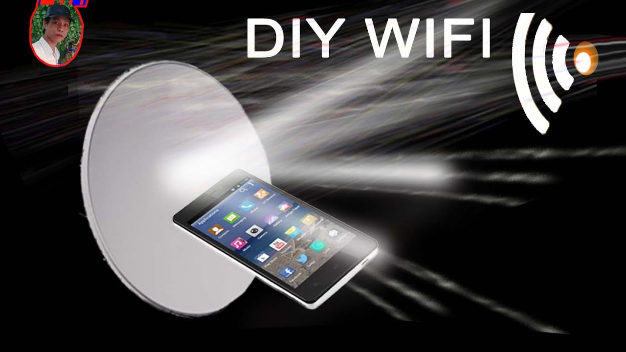 cách bắt sóng wifi ở xa cho laptop, điện thoại | increase wifi reception android