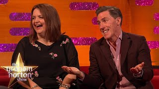 Rob Brydon's Hilarious Spanish Dubbing! | The Graham Norton Show